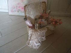 Basket filled with memoires 1/12th scale