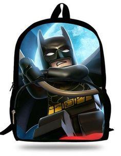 16 inch Mochila Star Wars Backpack Kids School Bags For Boys Teenagers Cartoon Bags Children Backpack Printing Aged 7-13