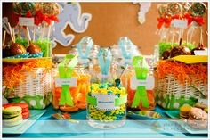 {PARTY} Dr. Seuss Theme | Life & Baby | Baby Showers : Parties : Nurseries : Baby Products : Baby Deals
