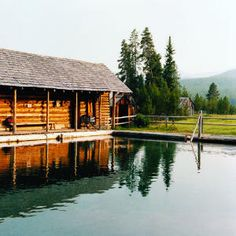 McCall, Idaho Burgdorf Hot Springs...Love this place.