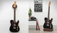 Hudson Valley Hard Goods Guitar Stands