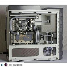 Instagram media by pcmonstrobh - #Repost @pc_paradise with @repostapp. ・・・ Awesome build! ——————————————————— - Direct/tag me on your picture of your Setup/pc - Use hashtag: #PC_PARADISE ——————————————————— #pc #computer #gaming #gamingpc #gamingcomputer #nvidia #intel #amd #radeon #corsair #asus #evga #rog #asusrog #watercooledpc #watercooling #setup #gamingsetup #graphicscard #cpu #gpu #razer #keyboard #mouse #logitech #gigabyte #msi #ssd