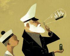 ship in a bottle   Tumblr