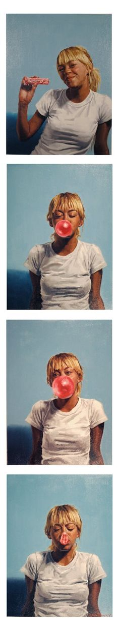 """Photobooth"" – Portrait Series by Zachary Proctor"