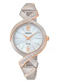 Seiko Ladies Solar Watch SUP264P9