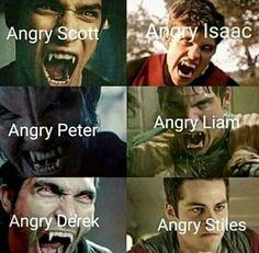 Angry ...