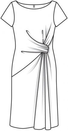 Burdastyle: Модная вечеринка: Burda 12/2012