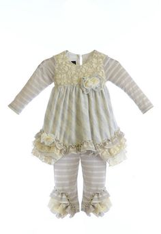0ffc232b6c9 Isobella and Chloe Whimsical Wishes Pant Set · Baby SkirtBaby ...