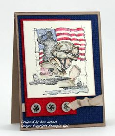 Courage for the PPA by bbcrazy - Cards and Paper Crafts at Splitcoaststampers