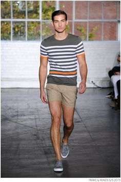 Parke & Ronen Inspired by 'The Talented Mr. Ripley' for Spring/Summer 2015 Collection