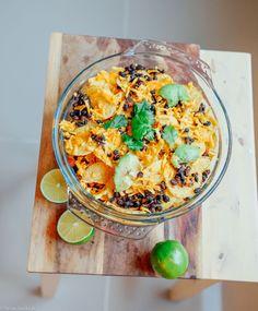 Jos annos sisältää chiliä, avokadoa, valkosipulia, limeä, korianteria ja papuja, voiko ruoka olla muuta kuin törkeen herkullista? No ei!!!...