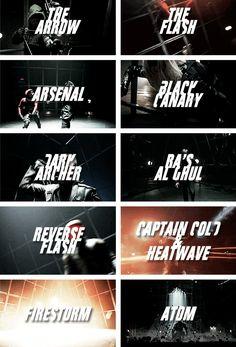 'The Flash' & 'Arrow' Stars Battle in 'Superhero Fight Club' Promo