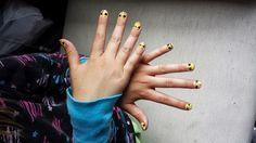 Nailed It! Minion Nail Success. #shop #CAMPAIGN #cbias