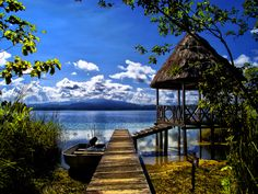 Guatemala / Could sit there for a spell,so beautiful :)