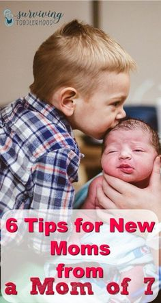 6 Tips for New Moms from an Experienced Momma of 7. Learn from the wisdom of older mothers, take these tips to heart for a smooth postpartum period. #postpartumcare #takebackpostpartum #postpartum #pregnancy #pregnancytips #pregnancyhacks #motherhood #mothering #largefamilytips #largefamilylife