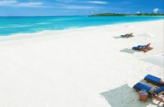 Playas prístinas en Emerald Bay, Exumas #Bahamas