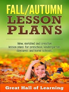 Over 45 pages of new, creative and enriched ideas for pre-school, kindergarten, daycares and home schools.