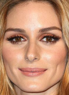 Close-up of Olivia Palermo at the 2015 Audemars Piguet boutique opening.