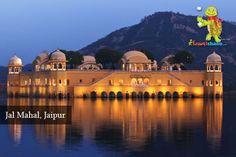 Golden Triangle Jal Mahal Jaipur