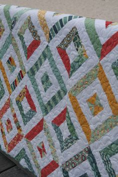 England Street Quilts: Summer in the Park - Free Jelly ...