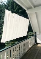 Fotogalerie - Spandraadpakket Balkon-I met 2 uitzetarmen