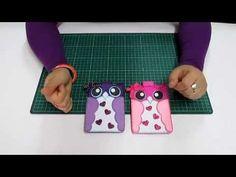 DIY Tutorial para Descargar mis Moldes, Ver los Videos y Suscribirte a mi Pagina, Easy Crafts - YouTube