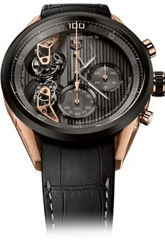 TAG Heuer Carrera Mikrotourbillons watch | TAG Heuer
