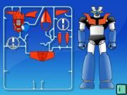 Have you ever created a wonderful robot by yourself guys? If you desire that one day you will generate a powerful robot for yourself right now lets learn some simple steps in Build Mazinger Z. The game will show you each clear step of how to create the robot. Ok explore the game and gain useful awareness.