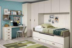 Bedroom Built In Wardrobe, Wardrobe Room, Bedroom Closet Design, Kids Bedroom Designs, Bedroom Furniture Design, Kids Room Design, Small Bedroom Interior, Small Room Bedroom, Bedroom Table