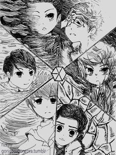 Exo-K fanart