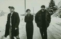 Tim Roth with Thandie Newton & Vondie Curtis-Hall