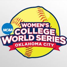 Women's College World Series, Oklahoma CIty...only true softball fans understand how important this is