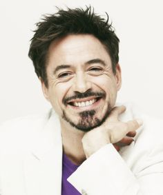 RDJ - that mega-million-dollar smile