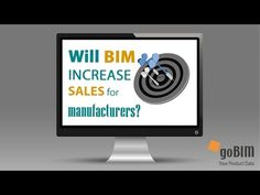 Will BIM increase sales for manufacturers? - YouTube