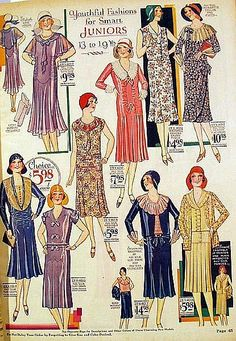 NATIONAL BELLAS HESS PRICE CATALOGUE 1930 Fashion - by National Book Auctions