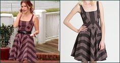 Brooke Davis from Season 8 Dress  Marc by Marc Jacobs 'Jailbird' dress  $398 @ saksfifthavenue.com  bloomingdales.com | shopbop.com | revolveclothing.com