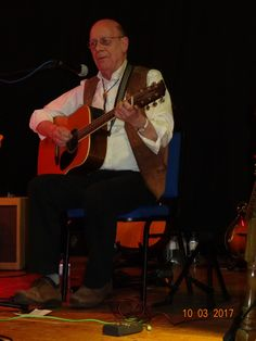 Stuart Reed at the G Spot Framfield, East Sussex.
