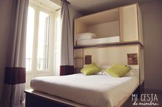 Mi cesta de mimbre | We love: Toc Hostel Madrid. | http://www.micestademimbre.com