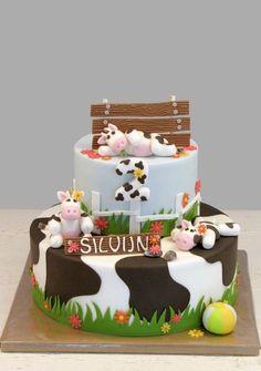 Koe taart Cow cake