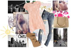 """It girl"" by semina-bih ❤ liked on Polyvore"
