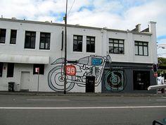 Deus Ex Machina & Cafe - Camperdown, Australia