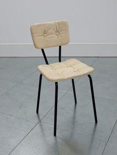 Veronika Wildgruber's soft wood chair