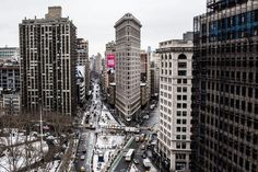 The Flatiron Building is one of the NYC's most beloved buildings. Here are 10 secrets you might not know about the iconic landmark including its original name.