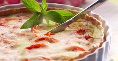 Tomattærte - Opskrifter - Arla