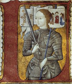 Nancy Goldstone: Author of The Maid and the Queen: The Secret History of Joan of Arc