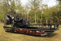 Ultimate Bowfishing Boat