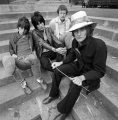 The Jeff Beck Group by Herb Greene