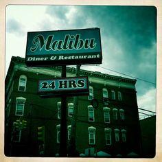 Malibu Diner in Hoboken NJ