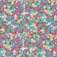 Fabulous Liberty Fabric Tana Lawn Wiltshire M Retro back in stock!