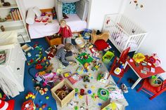Clean Your Kid's Messy Room in 15 Minutes or Less